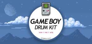BPB - Game Boy Drum Kit (Free Sample Pack)
