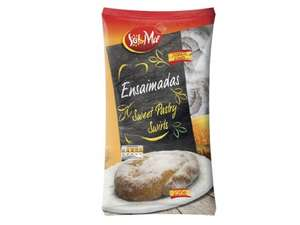 "SOL & MAR ""Ensaimadas (220g), "" the traditional sweet bread of the island of Mallorca is a treat! JUST £1.29 @ Lidl"
