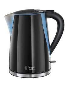 *Cheapest* Russell Hobbs 21400 Mode Kettle - Black - Half Price + 20% Extra with code - Was £50.. then £24.99 - £19.99 with code: BHS Free CnC
