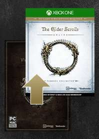 Elder Scrolls Online console transfer (XBOX One/PS4)  £12.99 (Existing PC Customers)