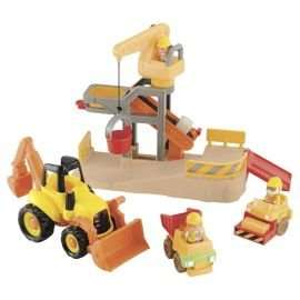 ELC Happyland Construction set reduced to £24 from £60 at Tesco Direct