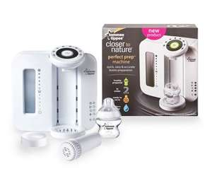 Tommee Tippee Perfect Prep @ Tesco Groceries - £54.99 (New Accounts using code)
