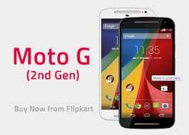 Motorola Moto G (2nd Gen) .. £109.99 .. Including £10 TopUp & Free Delivery @ Virgin Mobile