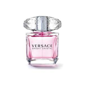 Versace Bright Crystal EDT 50ml gift set now £25 plus free Versace gift and free delivery at Fragrance Expert