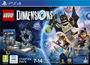 Lego dimensions starter pack for all consoles preorder £74.98 @ Amazon France