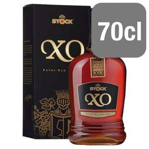 Stock XO Brandy 70 Centilitre only £15.00 at Tesco, nicely boxed and next cheapest I can find is £26.99 at Amazon, nice Fathers Day present