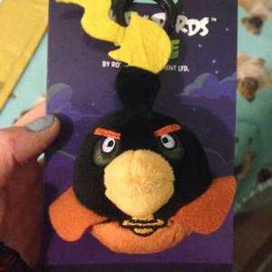 Angry birds backpack clip £1.00 @ Poundworld