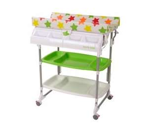 Bonito Bebe Bath and Changing Unit - £29.99 + £5.99 p&p from Pram Center