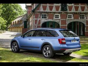 Skoda Octavia Scout 4x4 / 24 Month Lease / £5378.60 inc VAT @ Mad Sheep Leasing