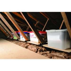 Loftleg Loft Ledge Kit For Trussed Roofs £1.99 Wickes Click & Collect