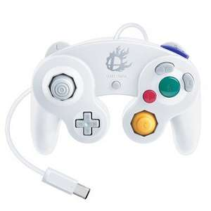 Super Smash Bros White GameCube Controller £16.50 @ Gameseek