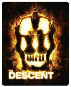 Descent, The (Limited Edition STEELBOOK) £6.51 @ Hive.co.uk