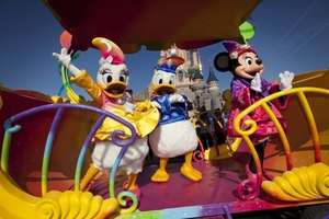 Disneyland Paris 3 day for the price of 2 ticket for both parks ( £96.04 Adult and £87.07 child ) at 365Tickets + 3% Quidco