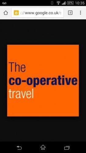 5% nhs discount coop travel clifton moor york