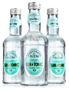 Fentimans & Bloom Gin & Tonic only 99p at B&M £3 per bottle elsewhere