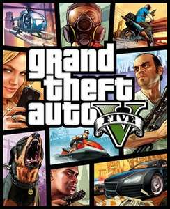 Grand Theft Auto V (Rockstar/PC) £16.05 @ GMG (Chinese VPN)