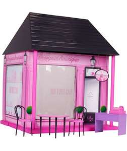 Chad Valley Design-a-Boutique Café Boutique Playset at Argos.Was £24.99 now only £4.99.Item 246/5980