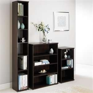 Tobacco Tall Bookcase at 24Studio for £20.48 delivered