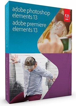 Adobe Elements 13 (Photoshop Elements & Premiere Elements) £49 @ Amazon.co.uk (free delivery)