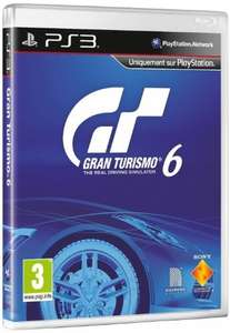 Gran Turismo 6 (PS3) £13 Delivered @ Tesco Direct (Like New £7.49 @ Boomerang)