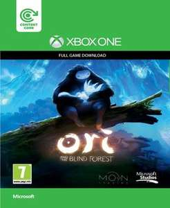 Ori and the Blind forest £12.79 Xbox One @ Game
