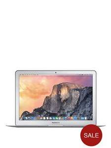 "MacBook Air 13"" (2014 model, MD760B/B) was £849, now £749, + £100 credit on pay-later, + 7% quidco (possible price £604?) @ very.co.uk"