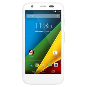 Motorola Moto G™ + 4G White £95.00 @ Tesco Direct