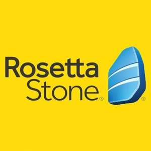 Rosetta Stone 1 month online course access £5