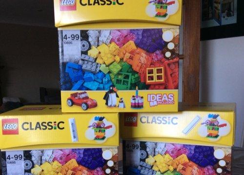 Lego Classic Box 10695 £7.50 Asda