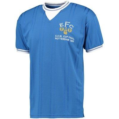 Everton Mens 1985 European Cup Winners Final Shirt £13.68 @ very