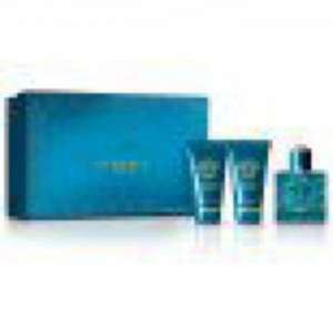 Versace Eros Gift set-50ml EDT + 50ml aftershave balm + 50ml shower gel - £23.75 @ Fragrance Expert