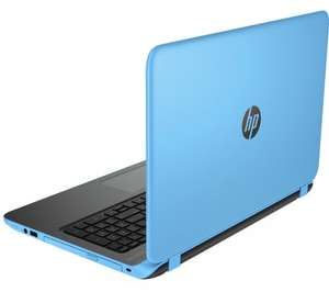 "HP Pavilion 15-p199sa Refurbished 15.6"" Laptop - i5, 8GB RAM, 1.5TB HDD - Blue - £249.99 Currys"