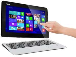 "Asus Transformer Book T200 TA, 11.6"" HD (Wi-Fi, 32GB SSD + 500GB HDD, QWERTY, Windows 8.1 £292  delivered @ Expansys/Pixmania"