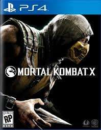 Mortal Kombat X PS4 from The Game Collection £34.95
