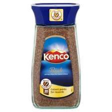 Kenco rich and smooth 200g £4 at Tesco