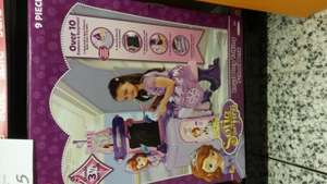 ASDA- Sofia the First Prep Talking School Desk £15 instore from £40