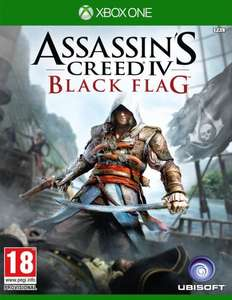 Assassin's Creed IV: Black Flag Xbox One £3.32 Facebook Code @ CDKeys