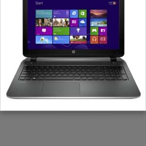 "HP Pavilion 15-p158sa Refurbished 15.6"" Touchscreen Laptop - Silver - £279.99 @ PC World"
