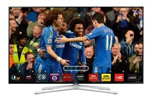 "Samsung UE40H6240 40"" Full HD 3D LED TV With Freeview HD & Wi Fi Black - Refurb  £279 @ Tesco Ebay"