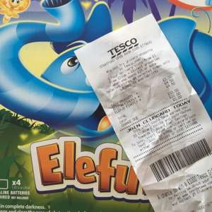 Elefun £4.50 @ Tesco In store - Stratford-upon-Avon.