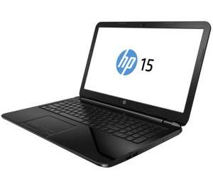 "HP Notebook 15-r150sa 15.6"" Laptop - Black £349.99 Currys"