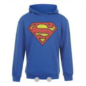 Superman and batman hoodies (infant) £4 each plus £3.99 delivery @ thisispulp
