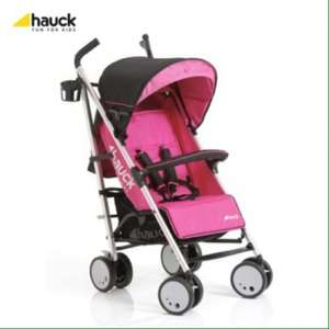 Hauck torro stroller pink or blue for £70.00 @ Tesco Direct comes with raincover and boot cover.