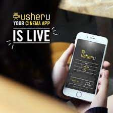 Usheru - Your Cinema App now Live. Turn Empty Seats into Great Cinema Experiences. (Free App)