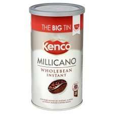 Kenco Millicano Bigger Tin 170G SAVE £2.50 Was £6.50 Now £4.00 @ Tesco