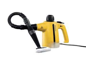 AQUAPUR Handheld Steam Cleaner with 3 year warranty £14.99 @ Lidl
