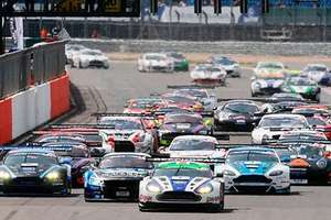 British GT Championship VIP Hospitality Ticket & VIP Pit Tour Package - £32 @ Virgin Experiences