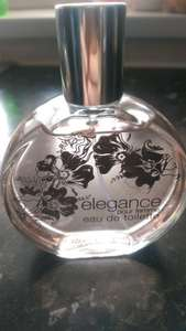 Elegance pour femme edt 100ml smells like Angel £2.99 @ b&m