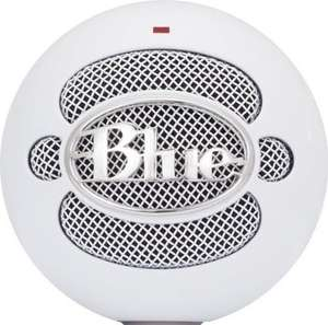 Blue snowball microphone £38.99 at Amazon