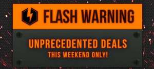 Flash Sale (PS3/PS4) From £1.30 @ US PSN